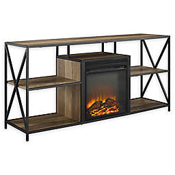Groovy Electric Fireplace Tv Stand Bed Bath Beyond Download Free Architecture Designs Ponolprimenicaraguapropertycom