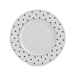 kate spade new york Larabee Road™ Black Accent Plate
