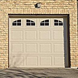 Household Essentials® Magnetic Garage Window Accents in Black