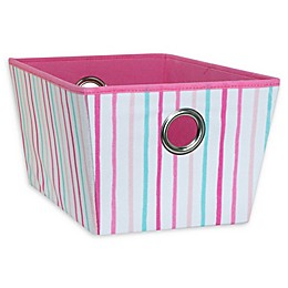 Laura Ashley Kids Grommet Storage Bin