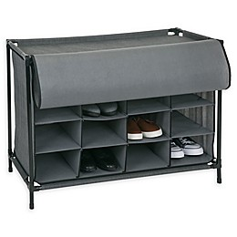 Simplify 16 Compartment Shoe Cubby