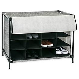 Simplify 16 Compartment Shoe Cubby