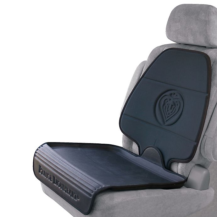 Alternate image 1 for Prince Lionheart® 2-Stage Seatsaver in Black