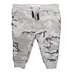 Sovereign Code™ Size 6-9M Camouflage Jogger Pant in Grey