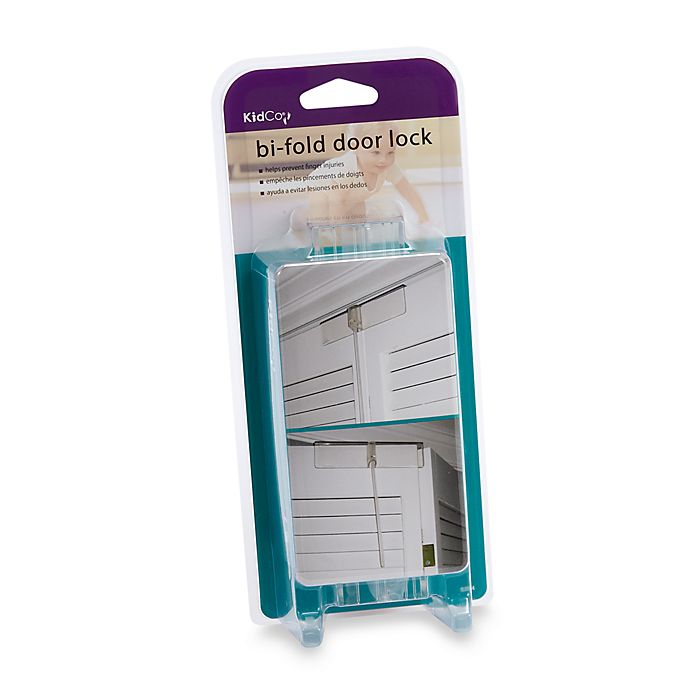 Alternate image 1 for KidCo® Bi-Fold Door Lock