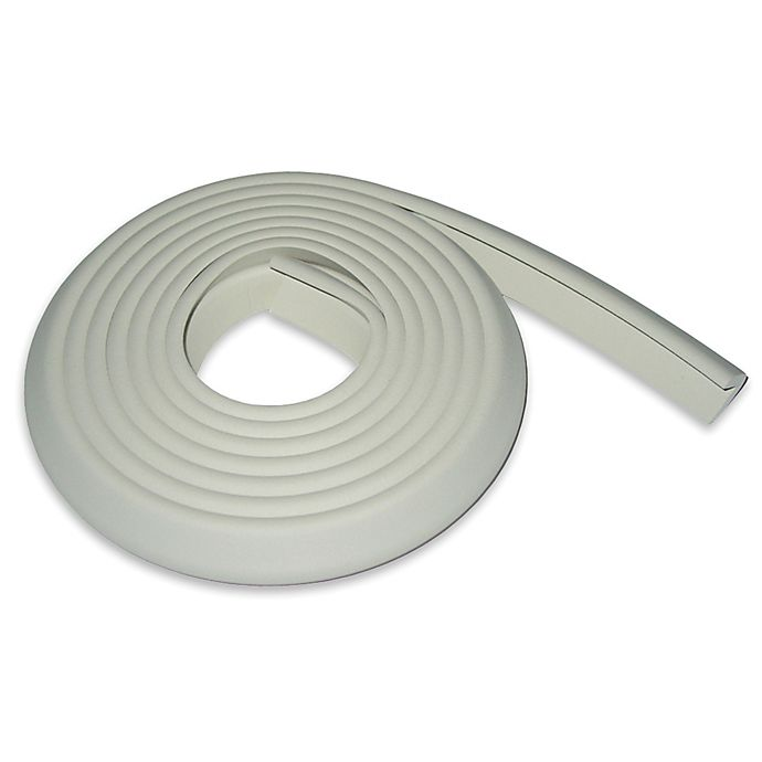 Alternate image 1 for KidKusion® Soft Edge Cushion Strip in Off-White