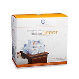 Dresser Top Diaper Depot™ by Prince Lionheart®