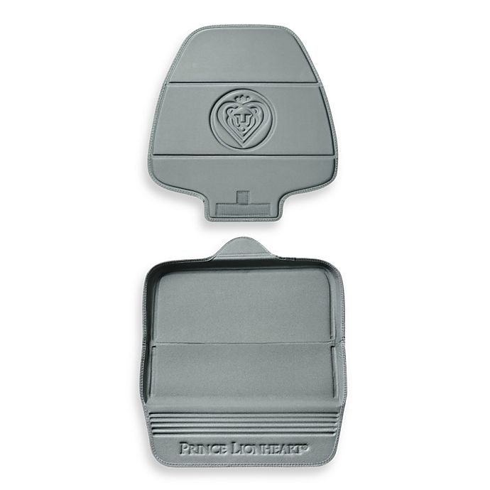 Alternate image 1 for Prince Lionheart® 2-Stage Seatsaver in Grey