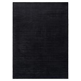 Calvin Klein™ Lunar Hand Loomed Area Rug in Obsidian