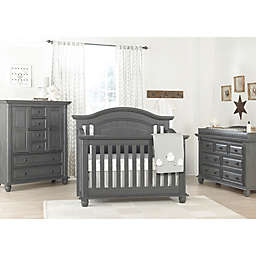 Oxford Baby London Lane Nursery Furniture Collection in Arctic Grey