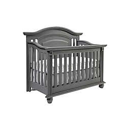 Oxford Baby London Lane 4-in-1 Convertible Crib in Arctic Grey