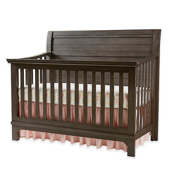 Alternate image 1 for Westwood Design Taylor 4-in-1 Convertible Crib in Dusk