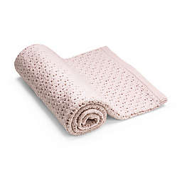 Stokke Merino Wool Blanket in Pink