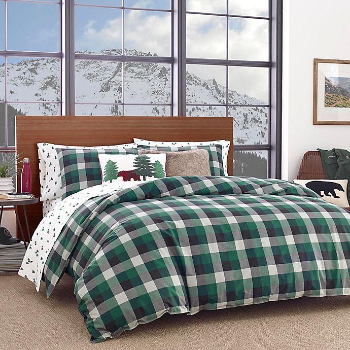 1835e1d4eb1ad Eddie Bauer® Birch Cove Bedding Collection | Bed Bath & Beyond