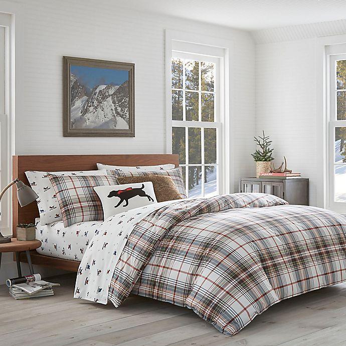 Alternate image 1 for Eddie Bauer® Classic Plaid Comforter Set