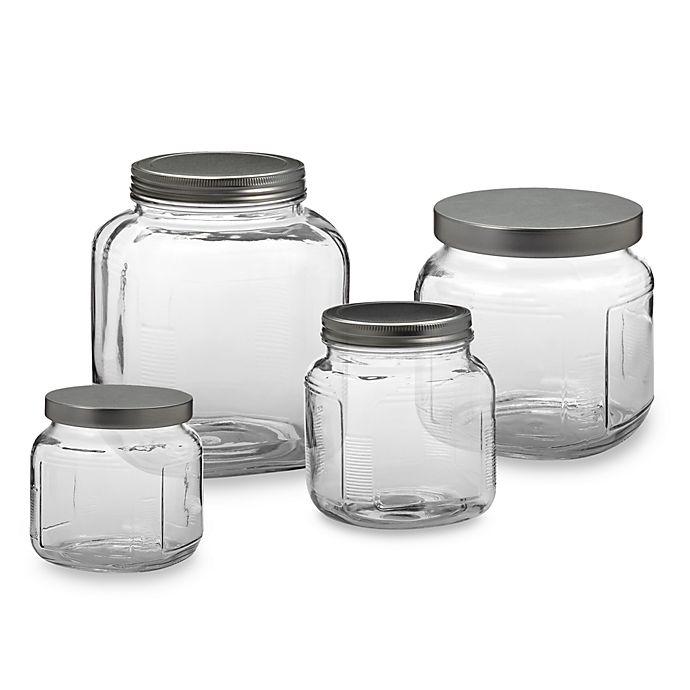 Alternate image 1 for Anchor Hocking® Glass Cracker Jar