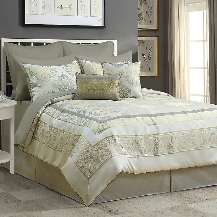 Alternate image 1 for Windsor 12-Piece Comforter Set
