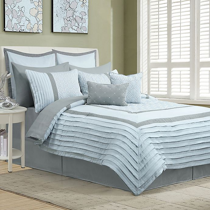 Alternate image 1 for Chantelle 12-Piece Comforter Set