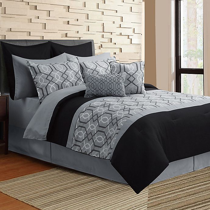 Alternate image 1 for Berlin 12-Piece Comforter Set
