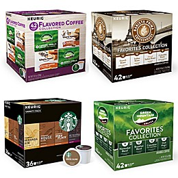 Keurig® K-Cup® Pod Coffee Variety Pack Collection