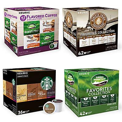Keurig® K-Cup® Coffee Variety Pack Collection