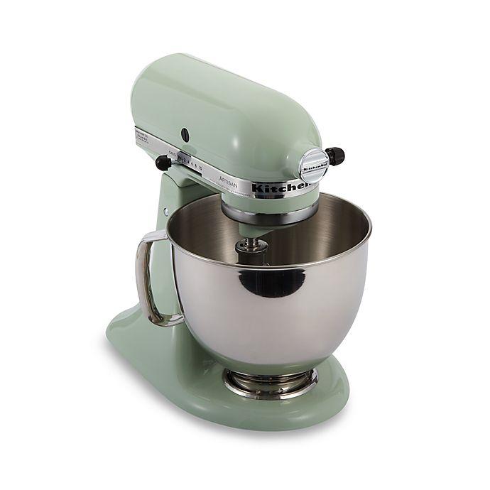 Alternate image 1 for KitchenAid® Artisan® 5 qt. Stand Mixer in Pistachio