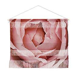 Deny Designs Happee Monkee Rose Wall Art