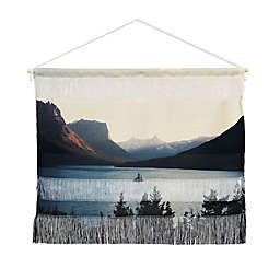 Deny Designs Catherine McDonald Montana Landscape 16-Inch x 22-Inch Wall Hanging