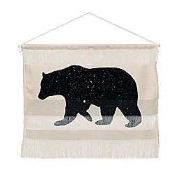 Deny Designs Florent Bodart Ours Wall Hanging