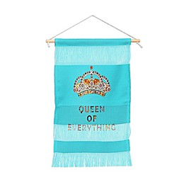 Deny Designs Bianca Green Queen of Everything Portrait Wall Hanging