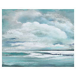 Billowing Clouds Canvas Wall Art