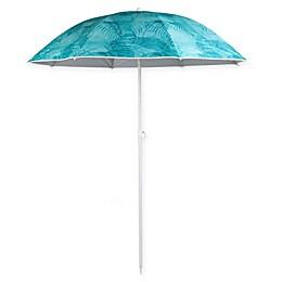 6-Foot Beach Umbrella in Blue