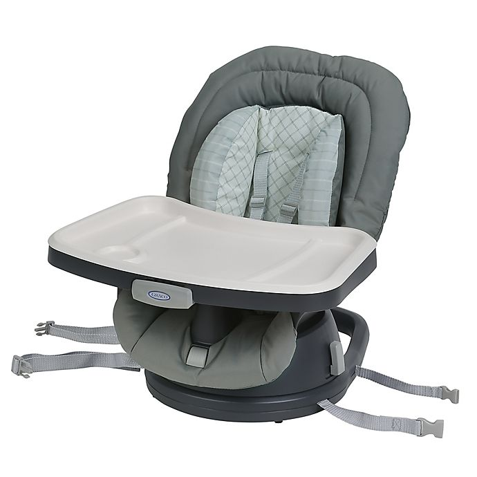 Alternate image 1 for Graco® SwiviSeat™ 3-in-1 Booster in Brinley™