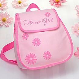 Lillian Rose™ Flower Girl Backpack in Pink