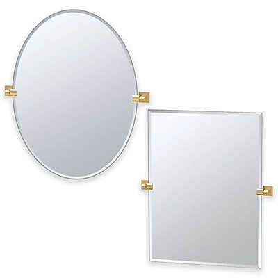 Gatco® Elevate Frameless Wall Mirror