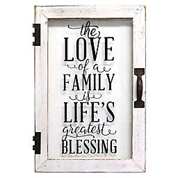 """""""Life's Greatest Blessing"""" Wall Art"""
