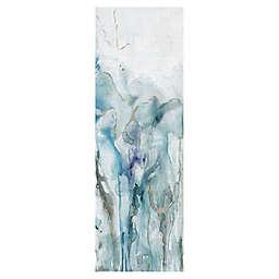 Masterpiece Art Gallery Carol Robinson Lapis Light Panel II Canvas Wall Art