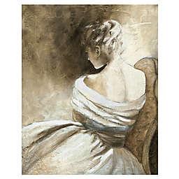 A Quiet Refrain II Canvas Wall Art