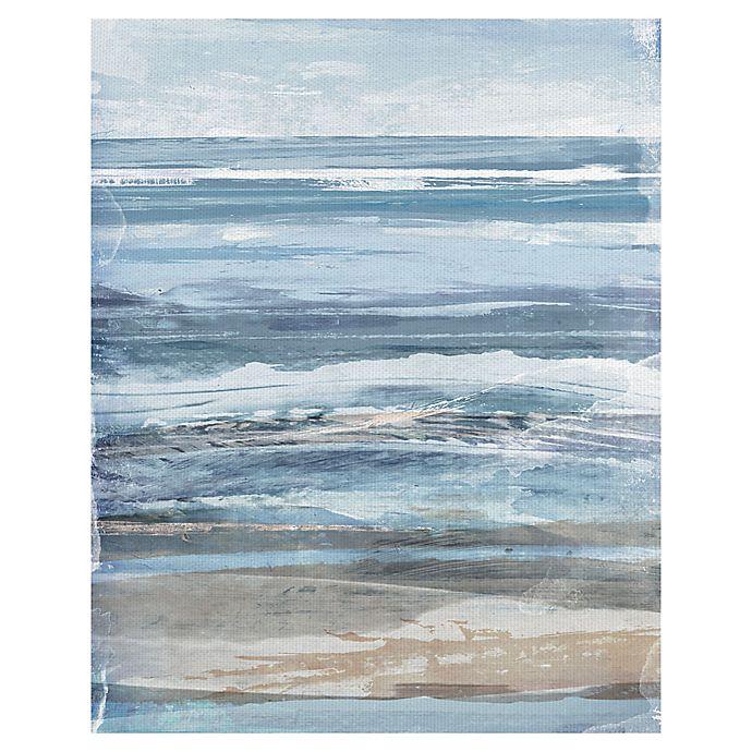 Alternate image 1 for Watercolor Coastal Canvas Wall Art