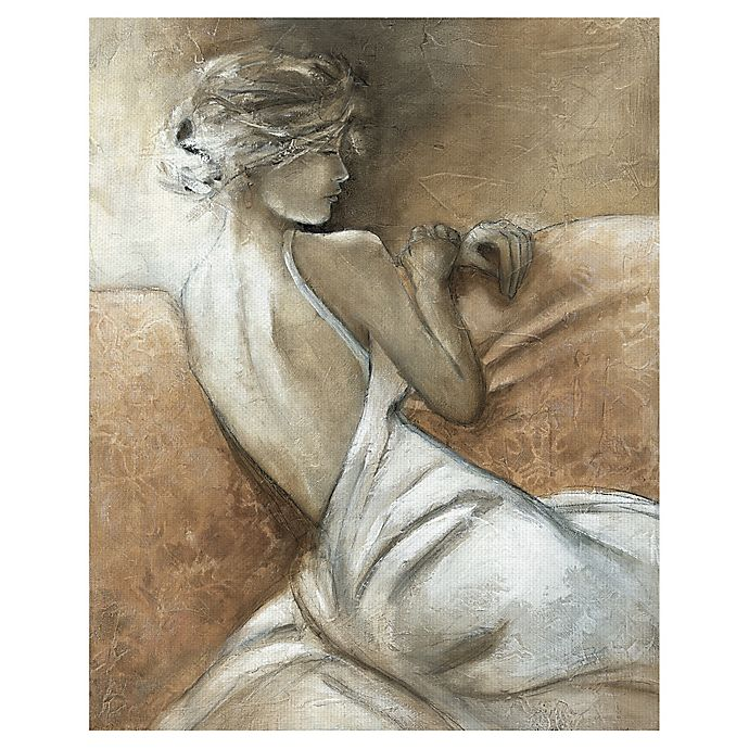 Alternate image 1 for A Quiet Refrain I Canvas Wall Art