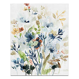 Carol Robinson Vivid Peonies & Roses Canvas Wall Art