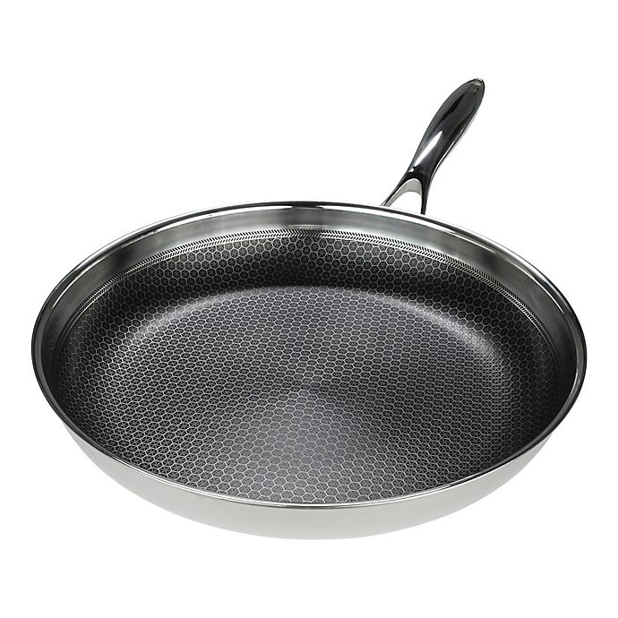 Frieling Black Cube Nonstick 12 5 Inch Tri Ply Stainless
