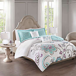 510 Design Elizabeth Reversible 5-Piece Duvet Cover Set