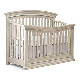 Sorelle Monterey 4-in-1 Convertible Crib in Heritage Fog