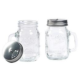 Mason Craft & More® Mason Jar Salt/Pepper Shakers (Set of 2)