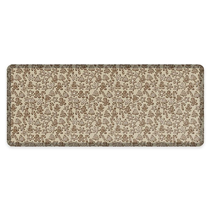 Gelpro 30 X 72 Gingerbread Anti Fatigue Kitchen Mat In Caf Eacute Bed Bath Beyond