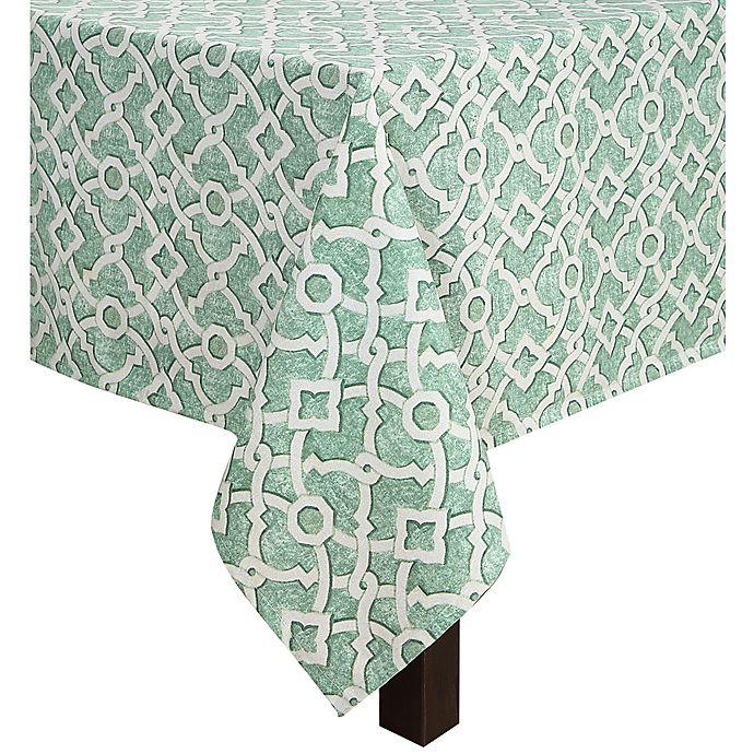 Indoor/Outdoor Tablecloth   Bed Bath & Beyond