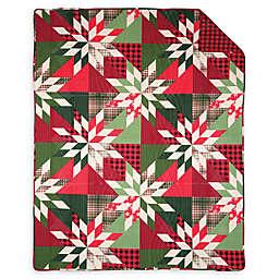 Northlyn Throw Blanket in Green