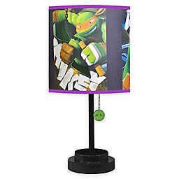 Teenage Mutant Ninja Turtles Table Lamp in Black