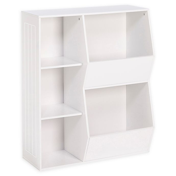 Alternate image 1 for RiverRidge Home 3-Cubby, 2-Veggie Bin Cabinet for Kids